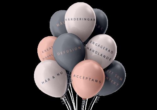 ACT balloons - kom på kurs i ACT